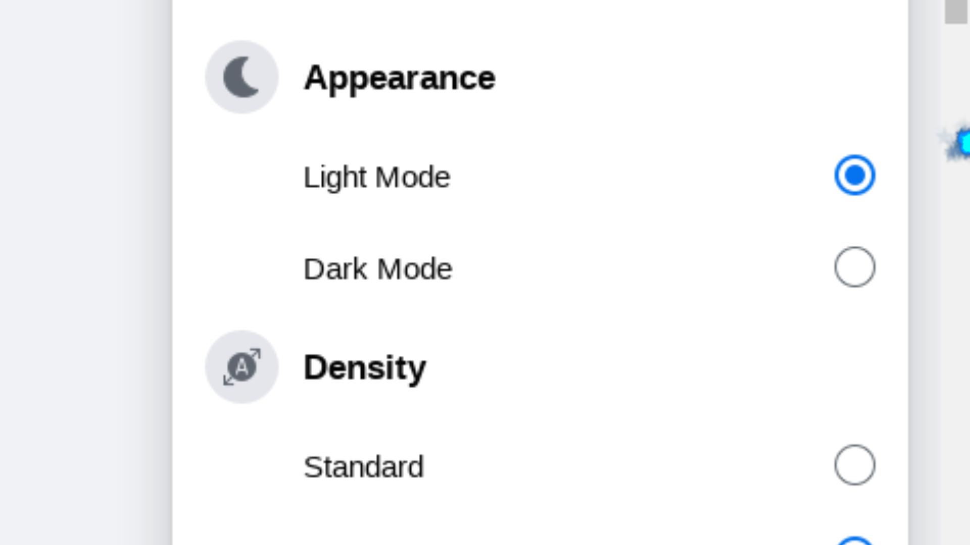 How to enable dark mode of facebook website? #keefto