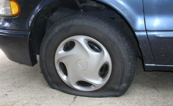 How to change a wheel on a car
