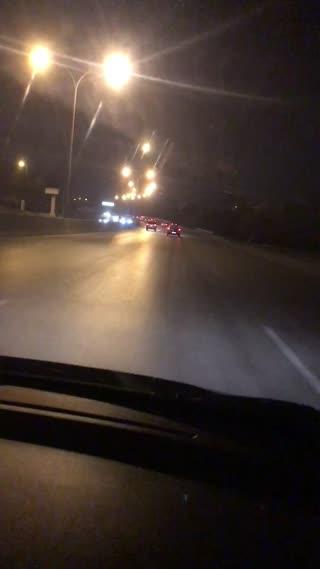 Ariport Road Drive ~ Amman, Jordan