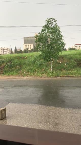 Rain in April 2020